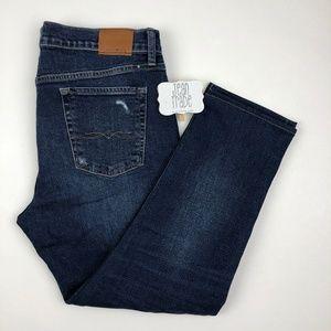 Lucky Brand Jeans Sienna Slim Boyfriend Jean